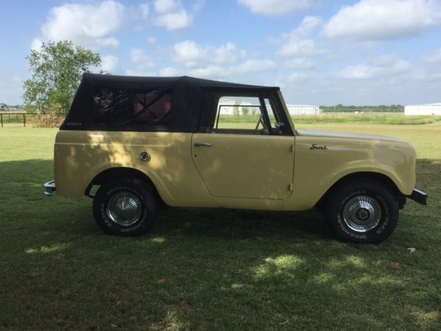 1967 international harvester scout 800 2 tops 2 1967 international harvester scout 800, 2 tops for sale photos 1967 Scout 800 Parts at reclaimingppi.co