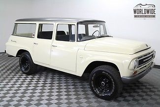1967 International Harvester Scout Frame off restored 53k Original Miles RARE!