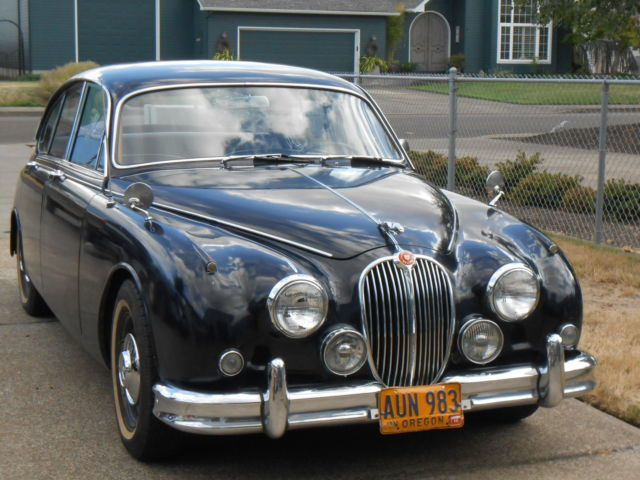 1967 Jaguar Other MK 11