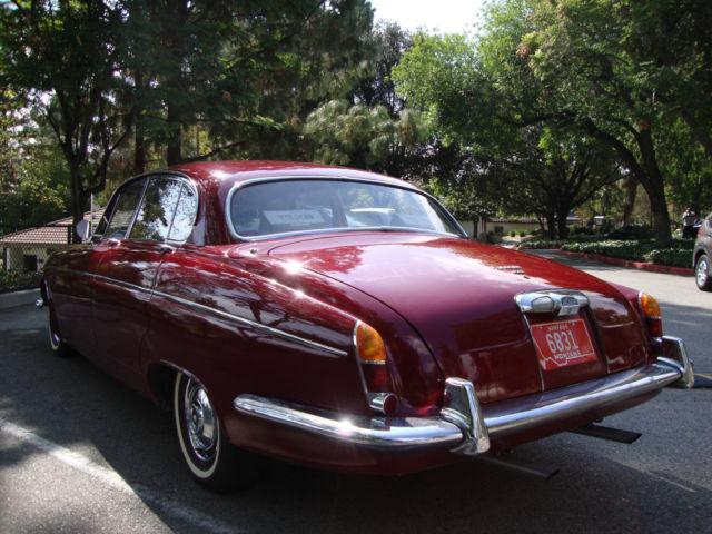 1967 Jaguar 420G Saloon for sale: photos, technical ...