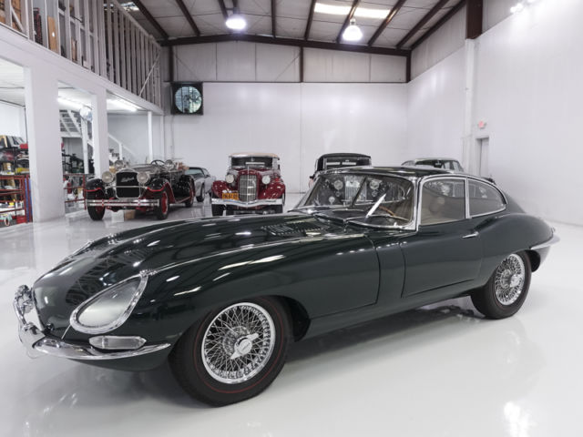 1967 Jaguar E-Type Series I 4.2 Fixed Head Coupe, BEAUTIFUL!