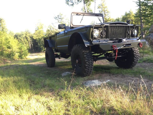 1967 Jeep Other M715 1 ¼-ton 4x4 Pickup