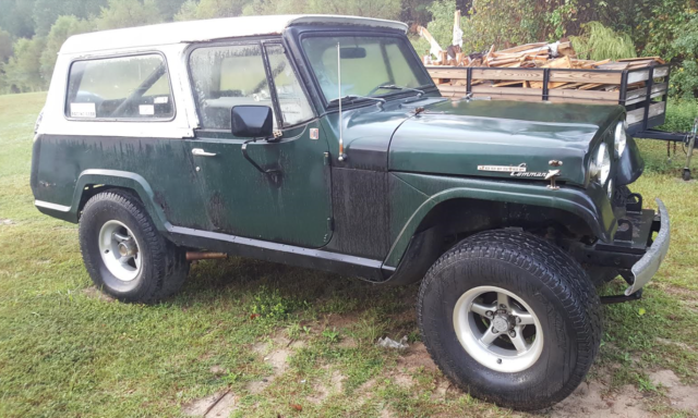 1967 JEEPSTER COMMANDO DAUNTLESS V6 KAISER JEEP PROJECT for – Jeepster Commando Alternator Wiring
