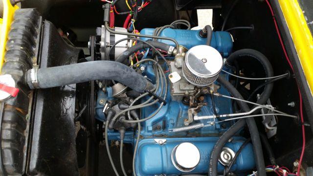 Bikini Top Jeep >> 1967 Kaiser Willys Jeep CJ 5 for sale: photos, technical ...