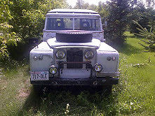 1967 Land Rover Wagon