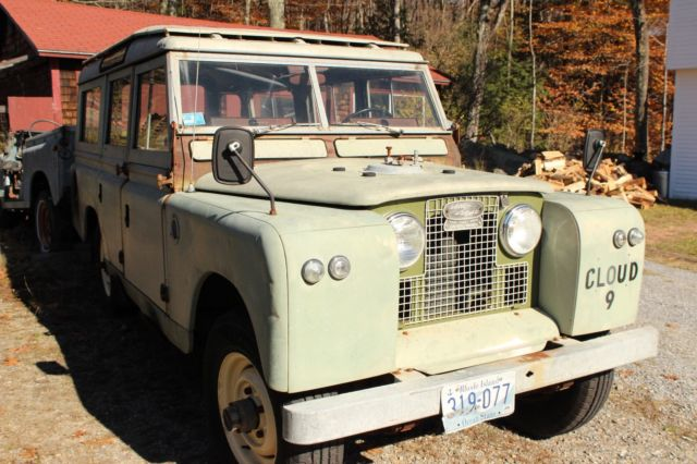 1967 Land Rover Other Series 2A