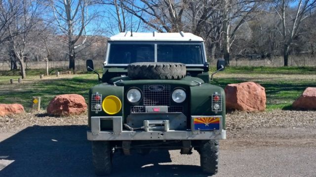 1967 Land Rover Other