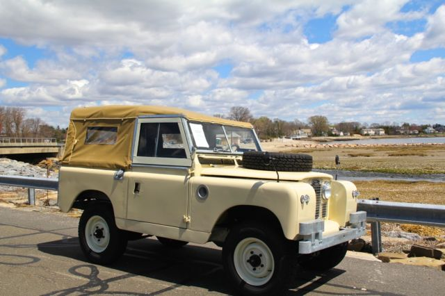 1967 Land Rover Other SERIES IIa