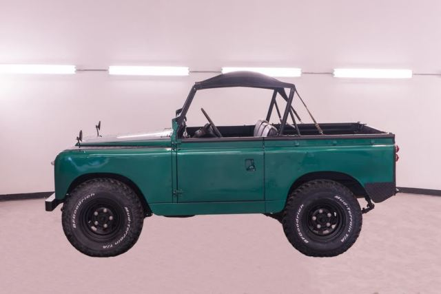 1967 Land Rover Defender