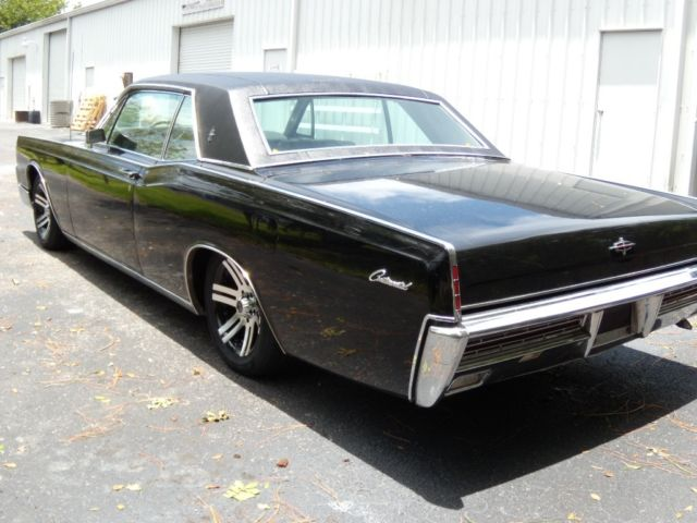 1967 lincoln continental 2 door hardtop coupe for sale photos technical sp. Black Bedroom Furniture Sets. Home Design Ideas