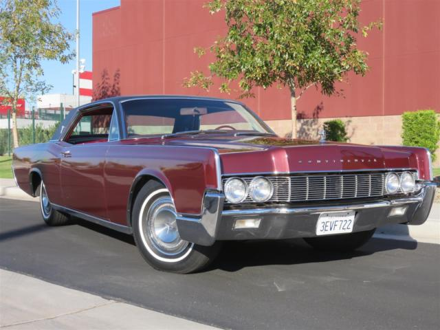1967 Lincoln Continental Base