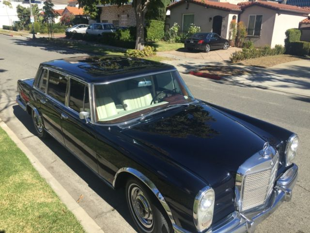 1967 Mercedes-Benz 600-Series