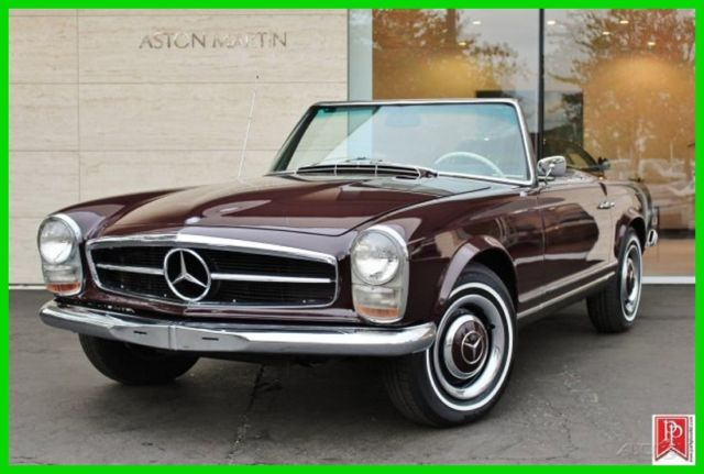 1967 Mercedes-Benz Other Convertible