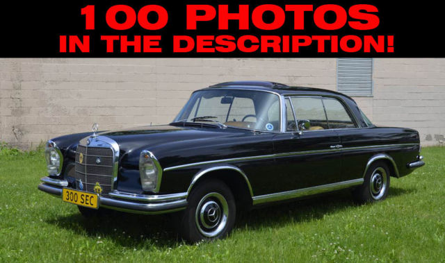 1967 Mercedes-Benz 300-Series