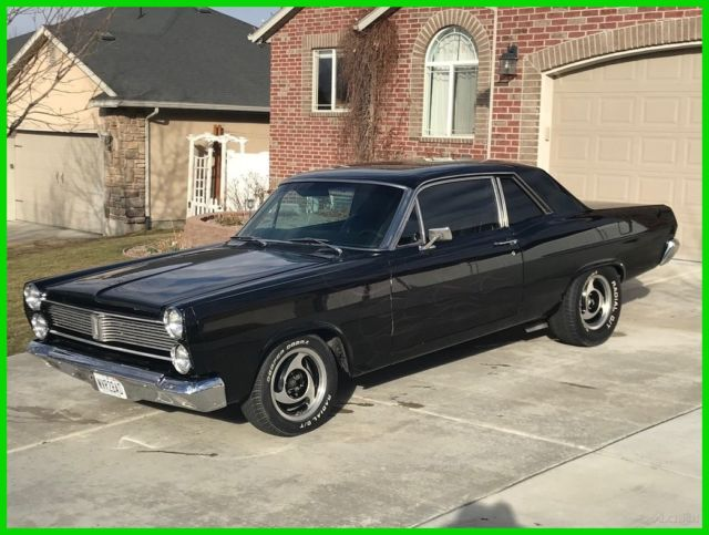 1967 Mercury Comet Sports Coupe Automatic Rwd 302 Vg 3 Speed Auto
