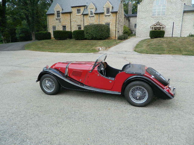 1967 Other Makes Morgan