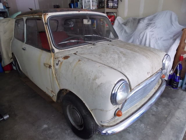 1967 Morris Mini Cooper Mk1 For Sale Photos Technical