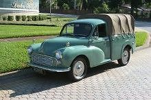1967 Other Makes Morris Minor Pickup
