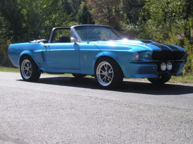 1967 Mustang Eleanor Convertible For Sale