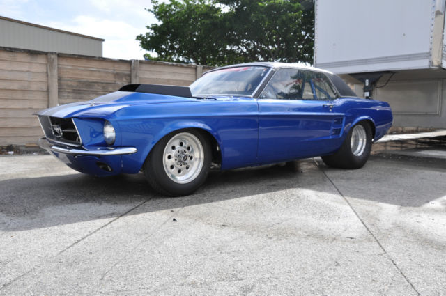 1967 Mustang Drag Racing Car & 1967 Mustang Drag Racing Car for sale: photos technical ... markmcfarlin.com