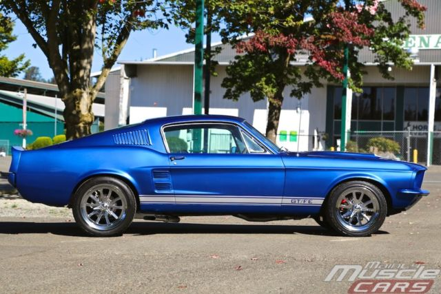 1967 Ford Mustang GT 390 V8