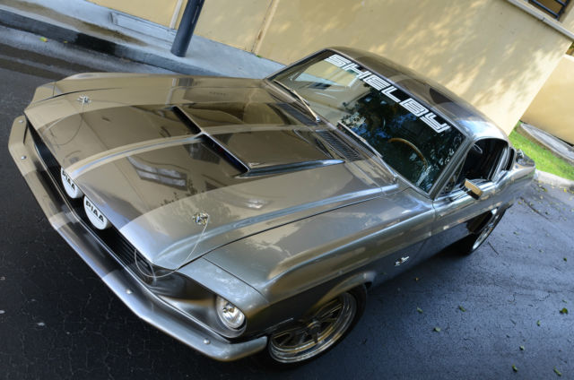 1967 Ford Mustang Eleanor GT500 Show car! SEE VIDEO!