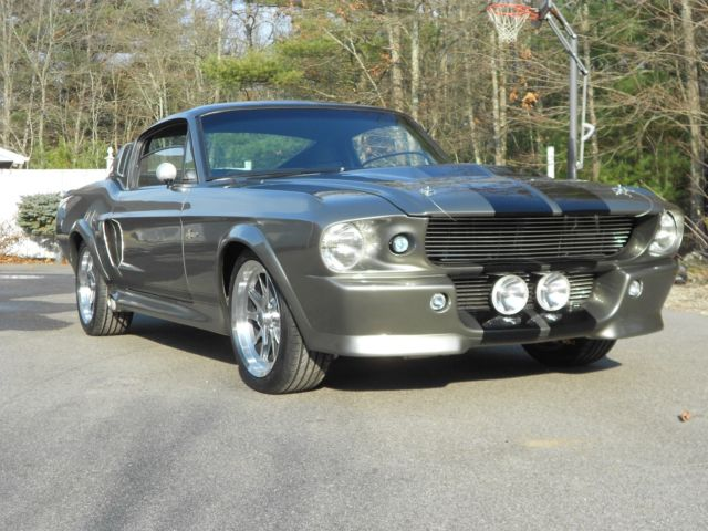 1967 Mustang Fastback Shelby Eleanor Custom 1968 For Sale