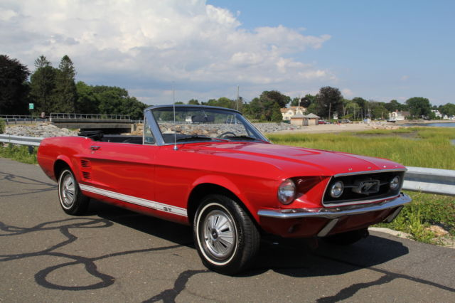 1967 Ford Mustang MUSTANG GT