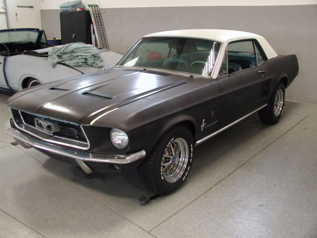1967 Ford Mustang HIGH COUNTRY SPECIAL