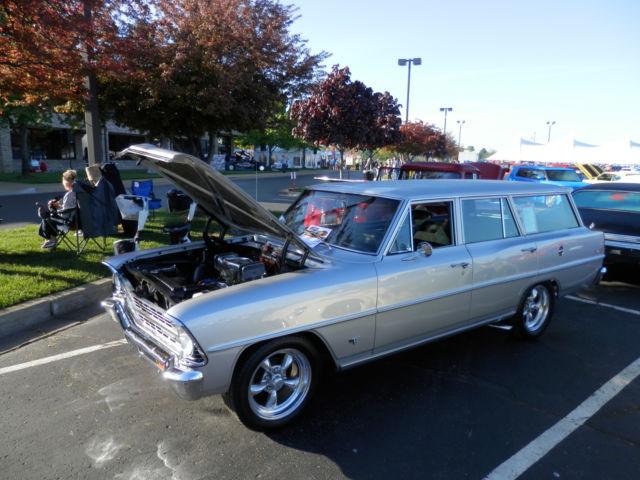 1967 Nova Wagon For Sale Photos Technical Specifications Description