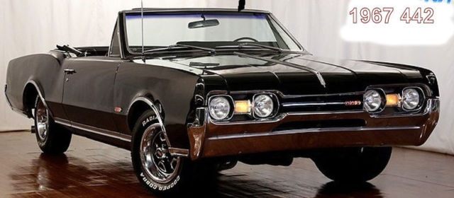 1967 Oldsmobile 442 442 Tribute