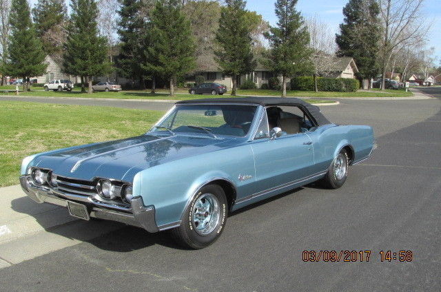 1967 Oldsmobile Cutlass CUTLASS SUPREME