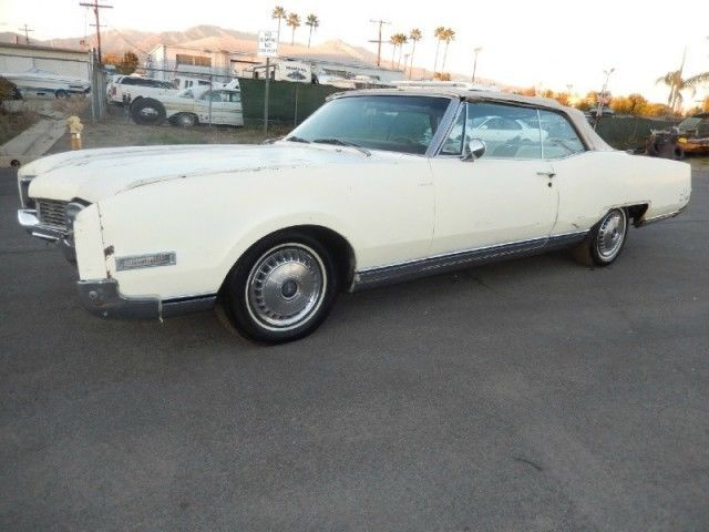 1967 Oldsmobile Ninety-Eight 98