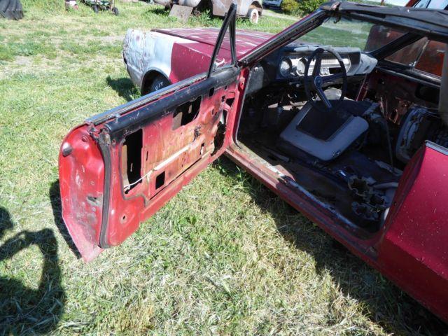 1967 Oldsmobile Cutlass project cars for sale: photos