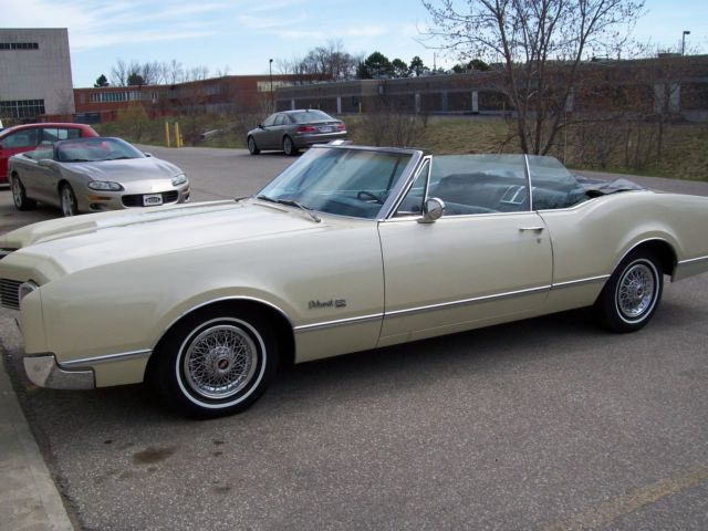 1967 Oldsmobile Other DELMONT 425