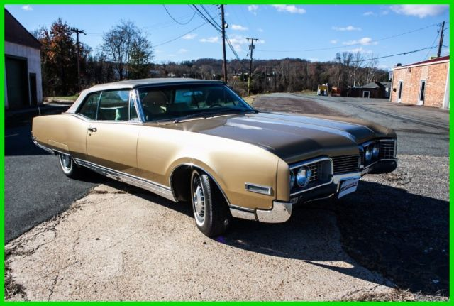1967 Oldsmobile Ninety-Eight 1967 Oldsmobile Ninety-Eight Convertible Rocket V8