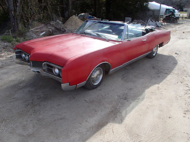 1967 Oldsmobile Ninety-Eight Convertible