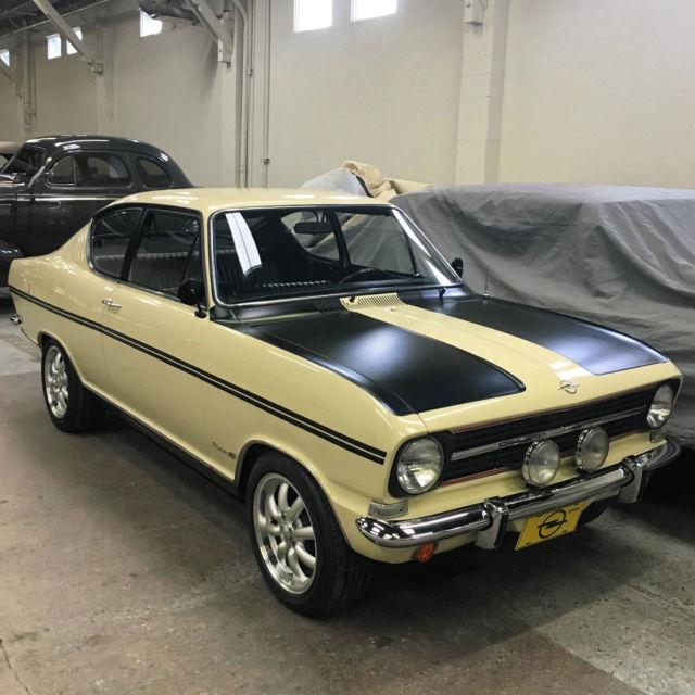 1967 Opel Kadett Rallye For Sale: Photos, Technical