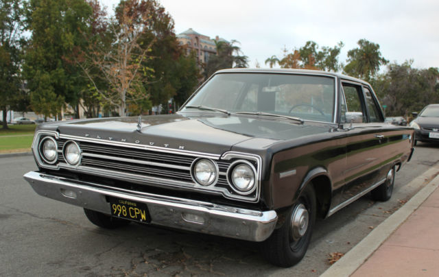1967 Plymouth Other Base