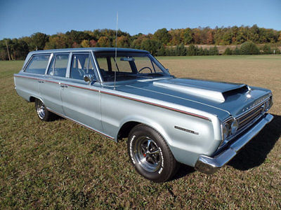 1967 Plymouth Other Station Wagon
