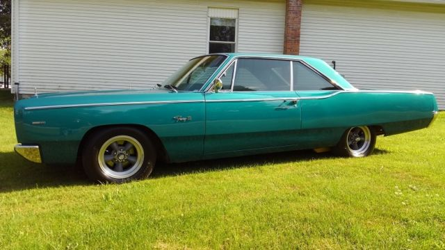 1967 Plymouth Fury Iii Clic Car Hot Rod Mopar Vintage