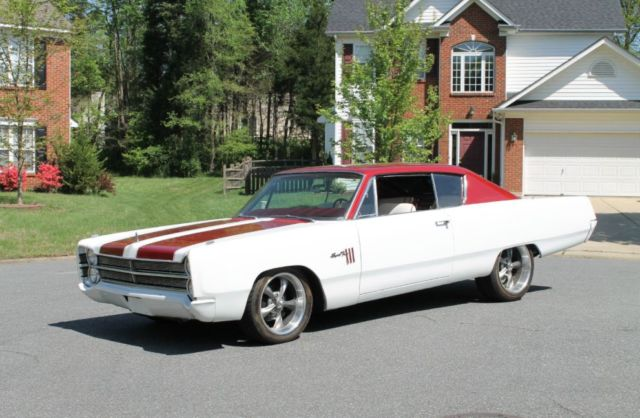 1967 Plymouth Fury Sport III 440 Resto Mod Must See Don't Miss it Call Now