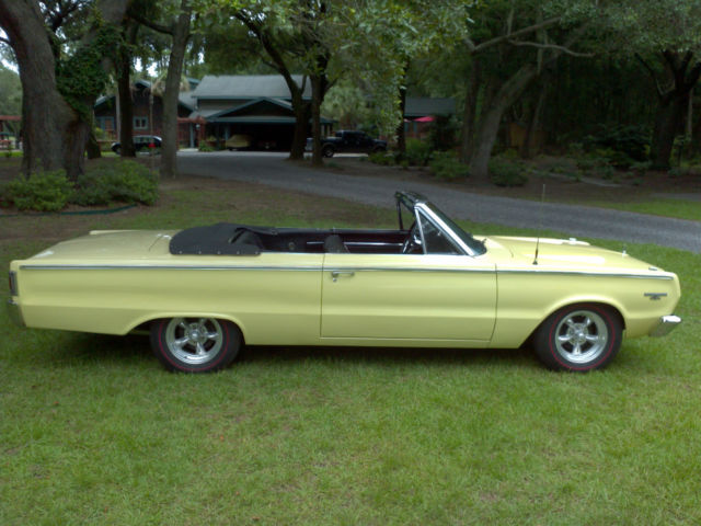 1967 Plymouth GTX GTX Convertible