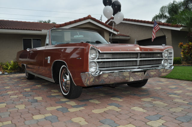 1967 Plymouth Fury Fury
