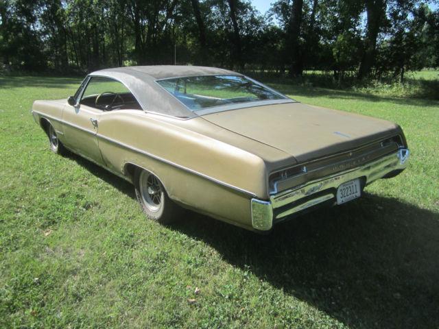1967 Pontiac Catalina Executive 2 Door Hardtop For Sale