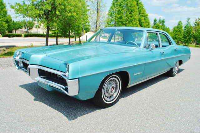 1967 Pontiac Catalina Gorgeous Survivor Car Low Miles 400 V8 Must See