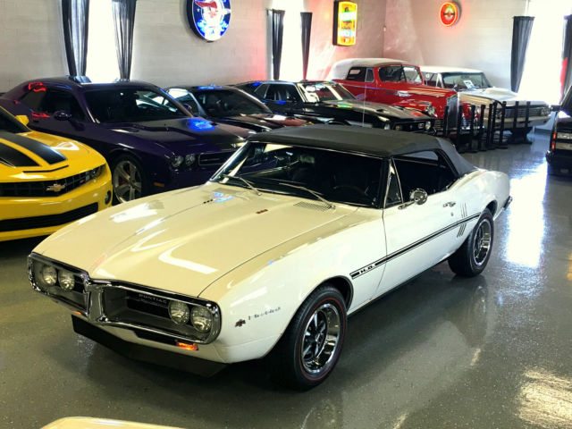 1967 Pontiac Firebird 4 SPEED!!!