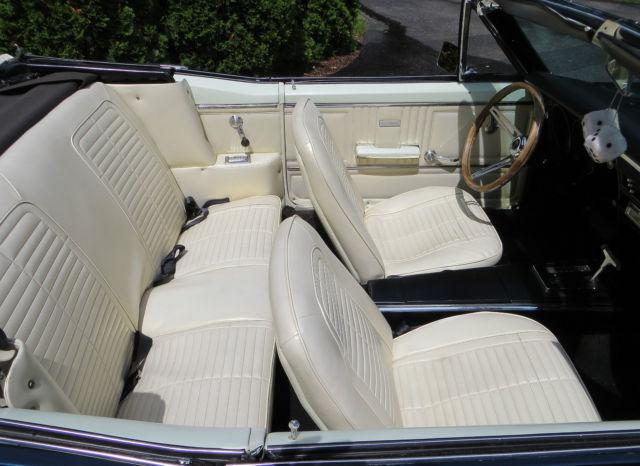 1967 pontiac firebird v8 350 convertible automatic blue white top interior for sale photos. Black Bedroom Furniture Sets. Home Design Ideas