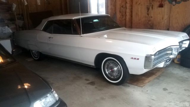 1967 Pontiac Grand Prix 2 door convertible