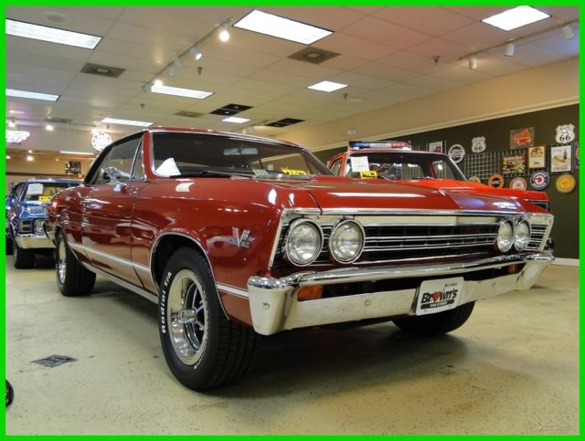1967 Chevrolet Chevelle REAL Super Sport